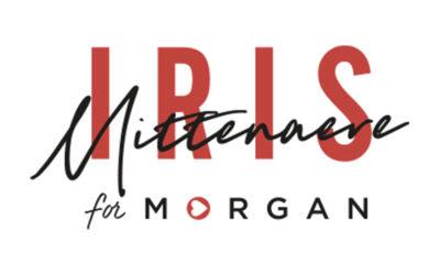 Antoine Chambe x Iris for Morgan